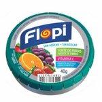 Balas Flopi Sem Acucar Fruit Mix 40g