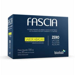Fascia Abacaxi - 30 Saches De 11g