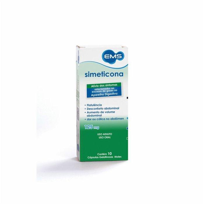 simeticona para síntomas gastrointestinales de diabetes