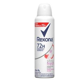 Desodorante Rexona Flores Brancas & Lichia