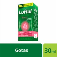 Luftal Gotas Simeticona 75mg/ml 30ml