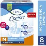 Fralda Adulto Tena Confort M Com 10 Unidades