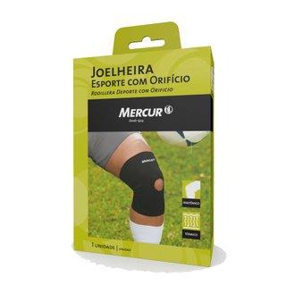 Joelheira Mercur Sport Com Orifício M