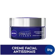 Creme Facial Antissinais Noite Nivea Cellular 50ml