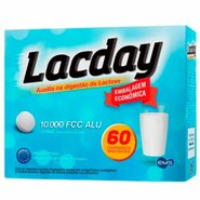 Lacday 60 Cp Mastigaveis