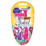 Aparelho Depilatório Bic Soleil Shave&trim C/2