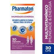 Pharmaton Complex Capsulas Gel Com 30 Unidades