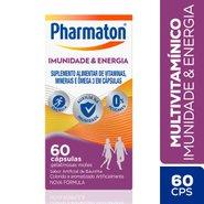 Pharmaton Complex Capsulas Gel Com 60 Unidades