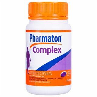 Pharmaton Complex Cápsulas Gel Com 60 Unidades