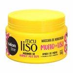 Máscara De Tratamento Salon Line #Muito+Liso Amido De Milho 300g