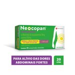 Neocopan 20 Comprimidos Revestidos