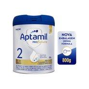 Fórmula Infantil Aptamil Profutura 2 800g