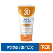 Protetor Solar Panvel Solar Fps30 120g