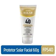 Protetor Solar Facial Panvel Solar Fps40 60g