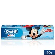 Creme Dental Infantil Oral-b Kids Mickey 50g