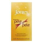 Preservativo Jontex Sensitive Pele Com Pele C/4