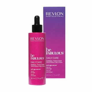 Sérum Anti Age Revlon Be Fabulous Daily Care Normal/ Thick Hair 80ml