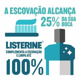 Enxaguatório Bucal Listerine Cool Mint 750ml