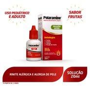 Antialérgico Polaramine 2,8mg/ml Gotas 20ml