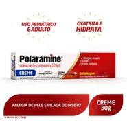 Antialérgico Polaramine 10mg/g Creme 30g