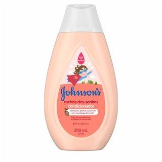 Condicionador Johnson's® Cachos Dos Sonhos 200 Ml