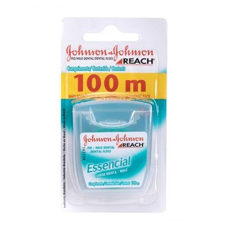 Fio Dental Johnson's Reach Essencial 100m