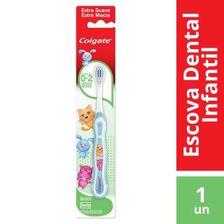 Escova Dental Infantil Colgate Smiles Extra Macia