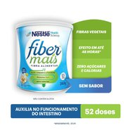 Regulador Intestinal Fiber Mais 260g