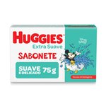 Sabonete Extra Suave Huggies Turma Da Mônica 75g