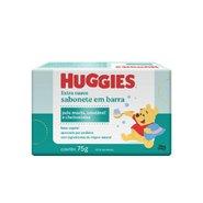 Sabonete Em Barra Huggies Extra Suave 75g