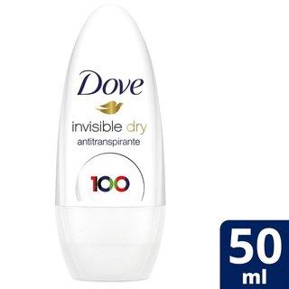Desodorante Dove Invisible Dry Roll-on 50ml