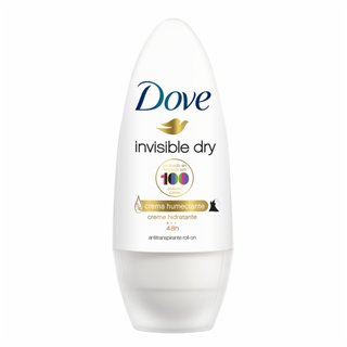 Desodorante Dove Invisible Dry Roll-on 50ml