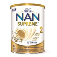 Nestle Nan Supreme 2 Formula Infantil Lata 800g