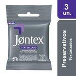 Preservativo Jontex Sensation De Bolso C/ 3unidade