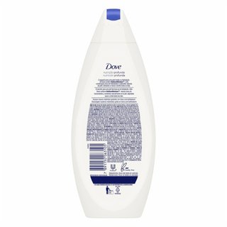 Sabonete Liquido Dove Shower Nutricao Profunda 250ml