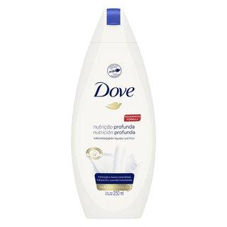 Sabonete Liquido Dove Shower Nutricao Profunda 250ml