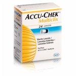 Lanceta Multiclix Accu-Chek C/24