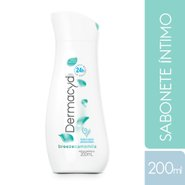 Sabonete Íntimo Dermacyd Breeze 24h 200ml - Portinari