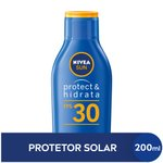 Protetor Nivea Sun Fps30 200ml
