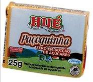 Pacoquinha Zero Hue Tablete 25g Avulso