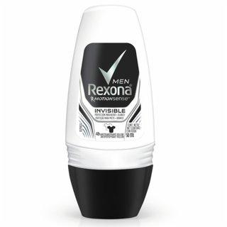 Desodorante Roll-on Rexona Men Invisible 50ml