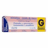Nistatina +oxido Zinco Pomada 60g Neoquímica Genérico P