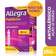 Allegra Pediátrico Suspensão 150ml
